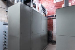 Cabinet solutions at Netrality interconnected colocation facilities