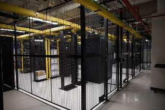 Inside Netrality interconnected data center colocation solutions