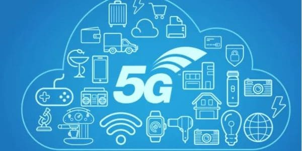 5G cloud with interconnected devices