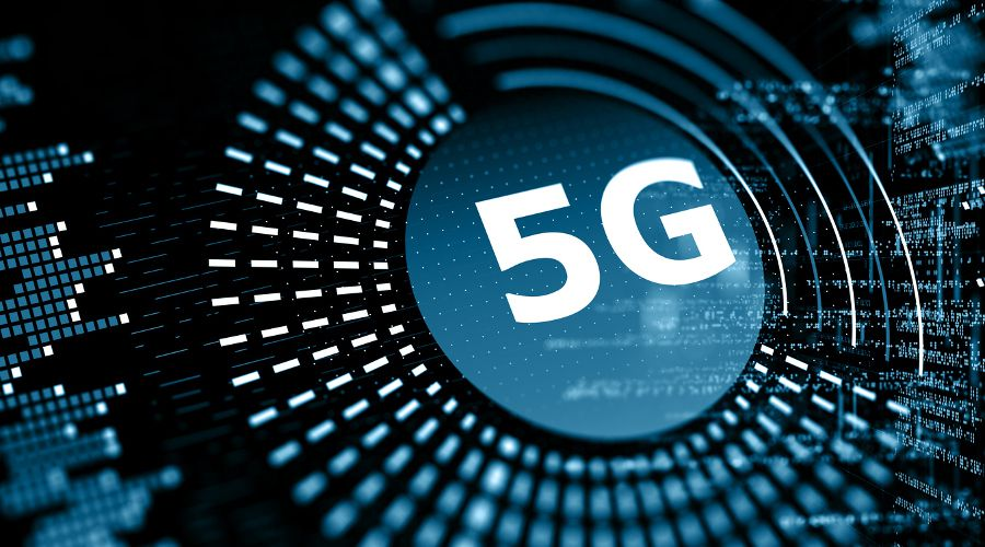5G fifth generation wireless edge computing data centers