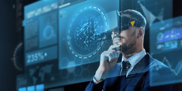 Virtual reality VR business Netrality interconnected data centers